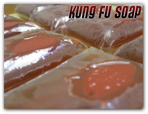 Kung Fu Soap in Production